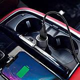 BlitzWolf® BW-SD4 36 Вт QC3.0 PD2.0 Type C + USB-порты мощное Mini Авто Зарядное устройство, фото 5