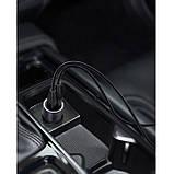 BlitzWolf® BW-SD4 36 Вт QC3.0 PD2.0 Type C + USB-порты мощное Mini Авто Зарядное устройство, фото 3
