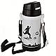 Детский термос A-Plus 320 мл с трубочкой на ремешке (А плюс), фото 6