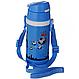 Детский термос A-Plus 320 мл с трубочкой на ремешке (А плюс), фото 8