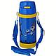 Детский термос A-Plus 320 мл с трубочкой на ремешке (А плюс), фото 10