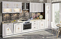 Кухня Кантрі з вінтажним малюнком на замовлення, фото 1