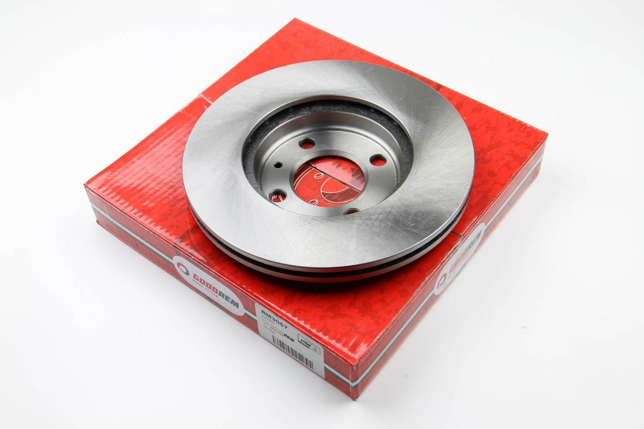 Гальмівний диск VW Caddy II (вент) GOODREM