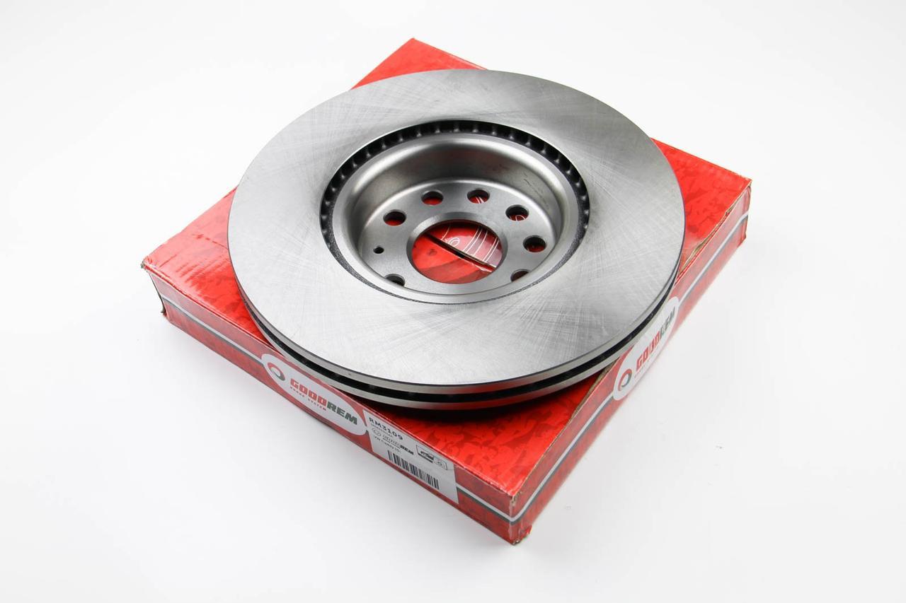 Гальмівний диск VW Caddy IV 05- (312x25) GOODREM