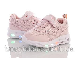 Дитячі кросівки ОВТ для дівчинки р23 (код 3225-00)