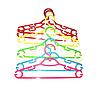 Вешалка, плечики, тремпель для детской одежды Польша