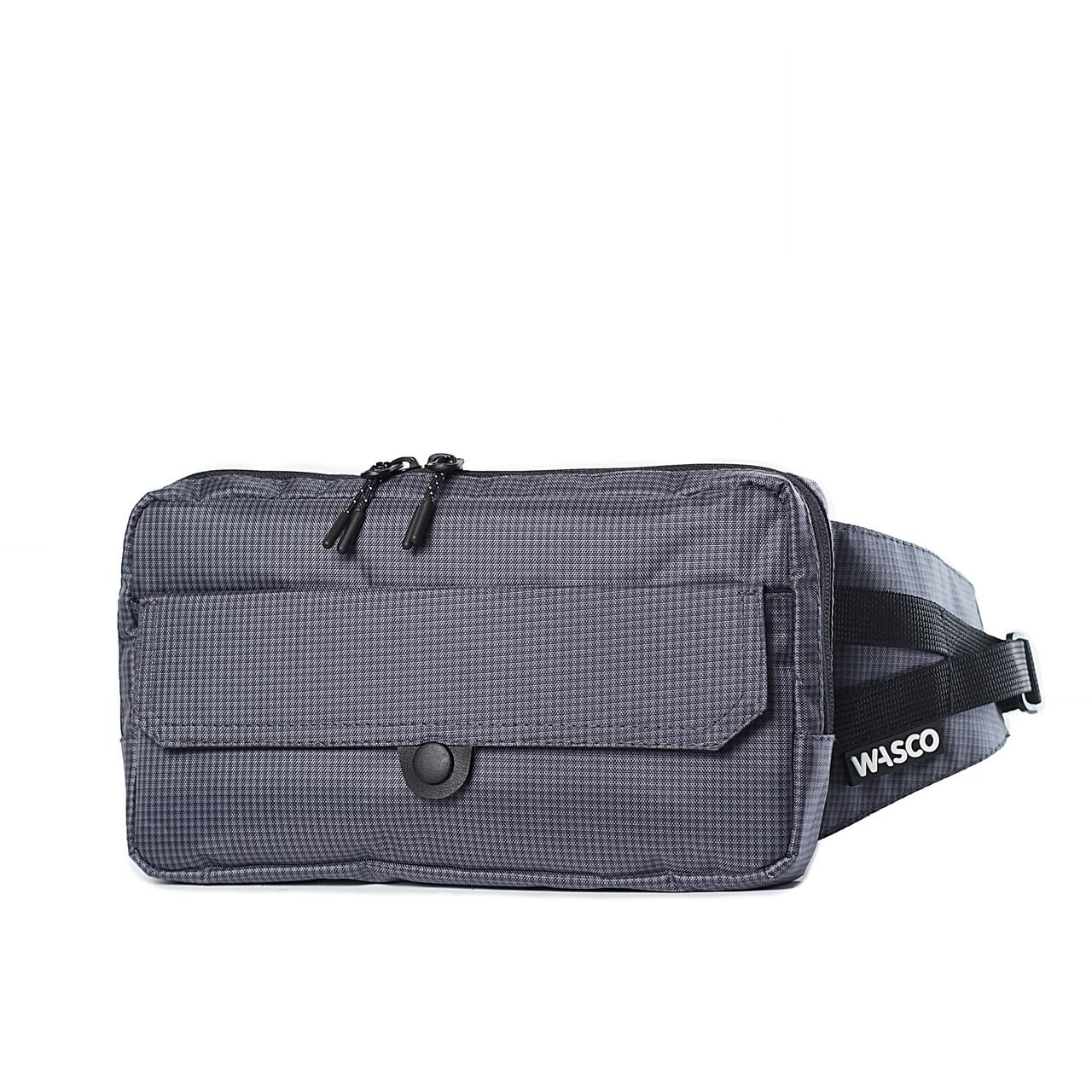 Поясная сумка Wasco G1 Серая
