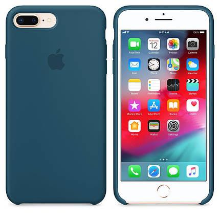 Чехол-накладка S-case для Apple iPhone 7 Plus\8 Plus Синий, фото 2