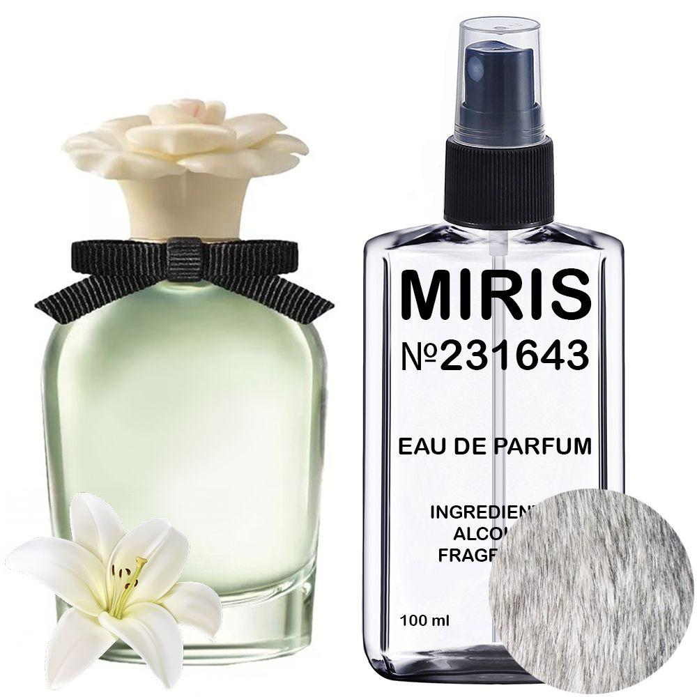 Духи MIRIS №231643 (аромат похож на Dolce&Gabbana Dolce) Женские 100 ml