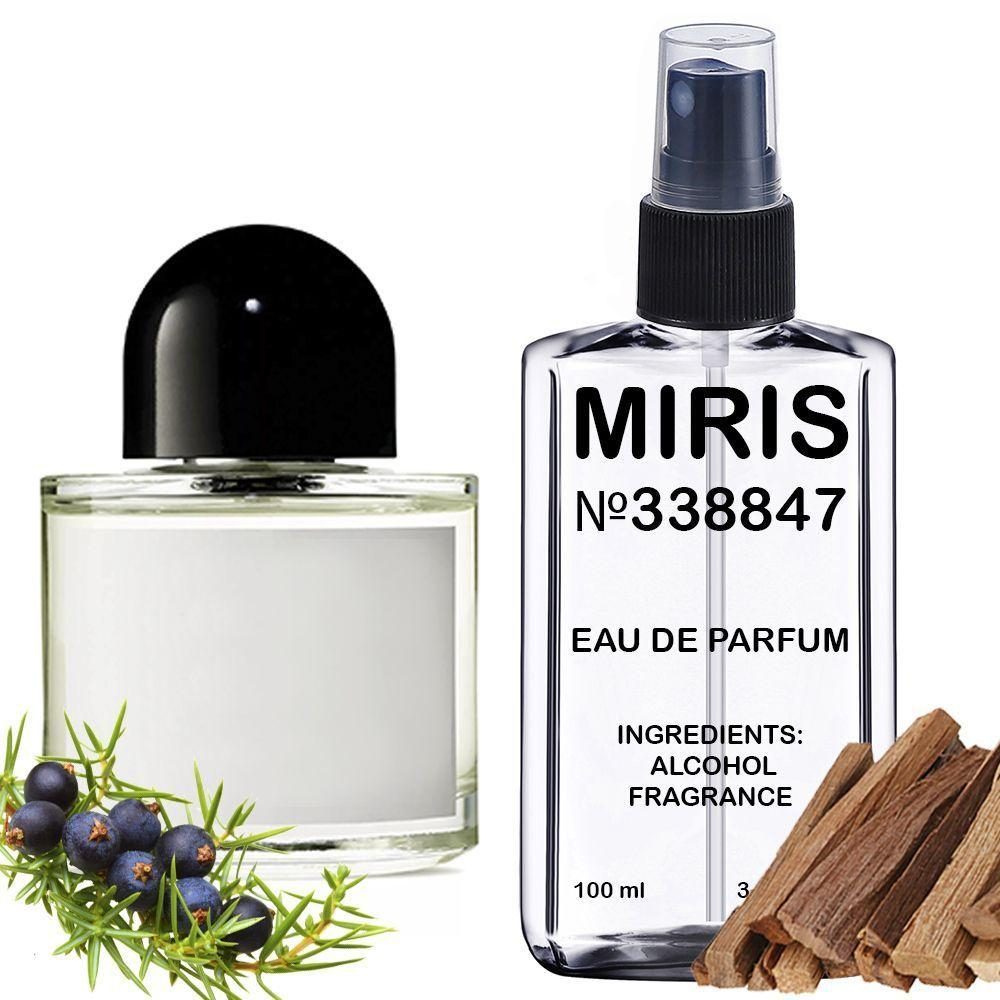 Miris / Духи MIRIS №338847 (аромат похож на Byredo Gypsy Water) Унисекс 100 ml