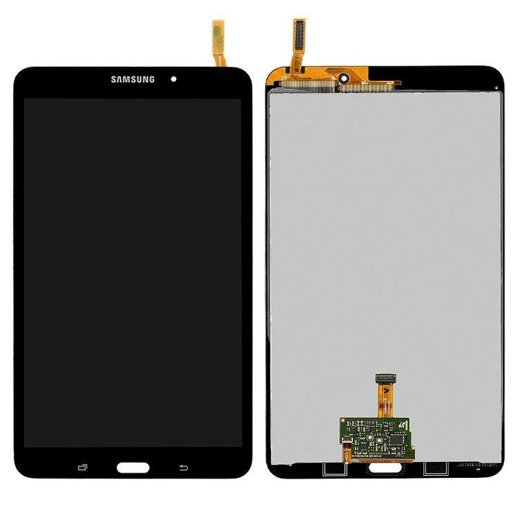 """Дисплей (LCD) планшет Samsung T330 Galaxy Tab 4 8.0\"""", (версія Wi-Fi) з сенсором чорний"""