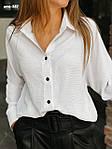 """Жіноча блузка """"Фейс"""" від Стильномодно, фото 7"""
