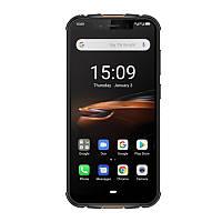 Смартфон защищенный черный с функцией нфс и беспроводной зарядкой на 2 симки UleFone Armor 5S black 4/64 NFC, фото 1