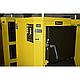 Промышленный котел Kronas UNIC-P 125 кВт с нагнетательной турбиной и автоматикой с функцией PID, фото 6