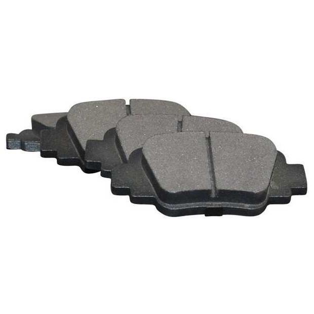 Гальмівні колодки задні Nissan Micra 92 - JP GROUP