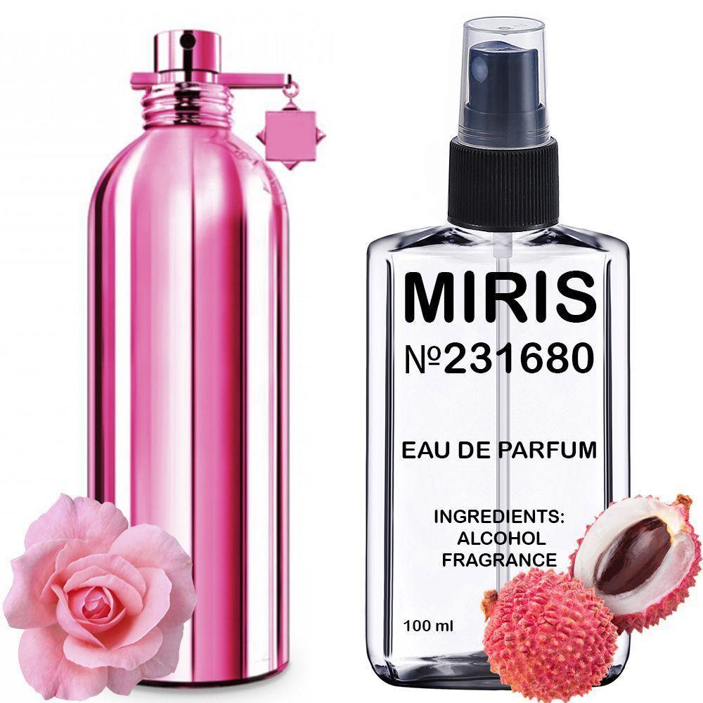Духи MIRIS №231680 (аромат схожий на Montale Candy Rose) Жіночі 100 ml