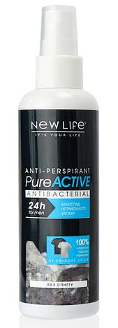 Лосьон-дезодорант Для мужчин - Pure Active For Men, фото 2