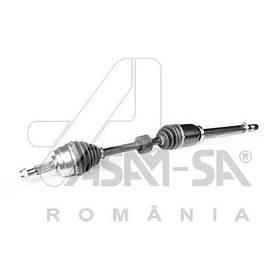 Полуось Renault Duster 4X2 ASAM