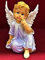 Статуетка Ангел Крылат, кольоровий