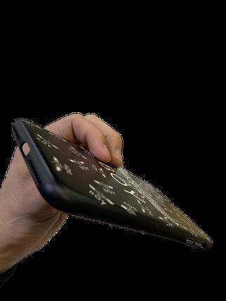 Чохол-накладка з малюнком Art-case BOY для Apple iPhone 7 Plus\8 Plus Чорний, фото 2