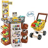 """Детский игровой набор """"Мой Магазин"""" Супермаркет с тележкой"""