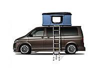 Автомобильная палатка COLUMBUS белый пластик/серая ткань 210*140см
