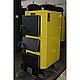 Твердотопливный котел с ручной загрузкой Kronas UNIC New 27 кВт с автоматикой и функцией PID, фото 6