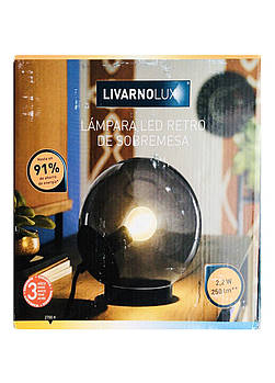 Светодиодная ретро лампа Livarno Lux