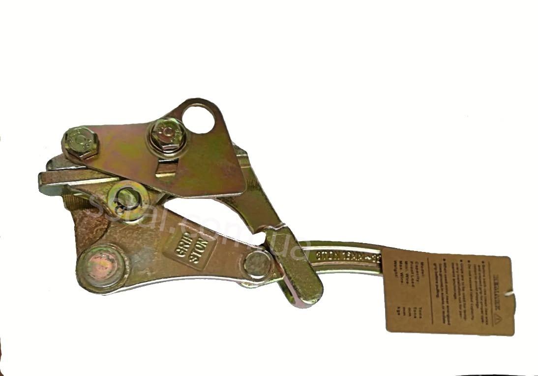Захват «лягушка» для протяжки канатов/кабелей СИП Х-2 (16-32)