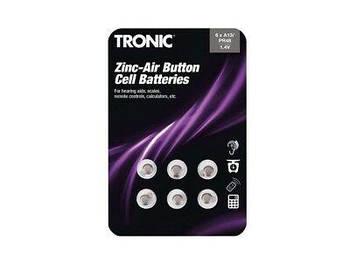 Батарейки таблетки Tronic PR48 6 шт