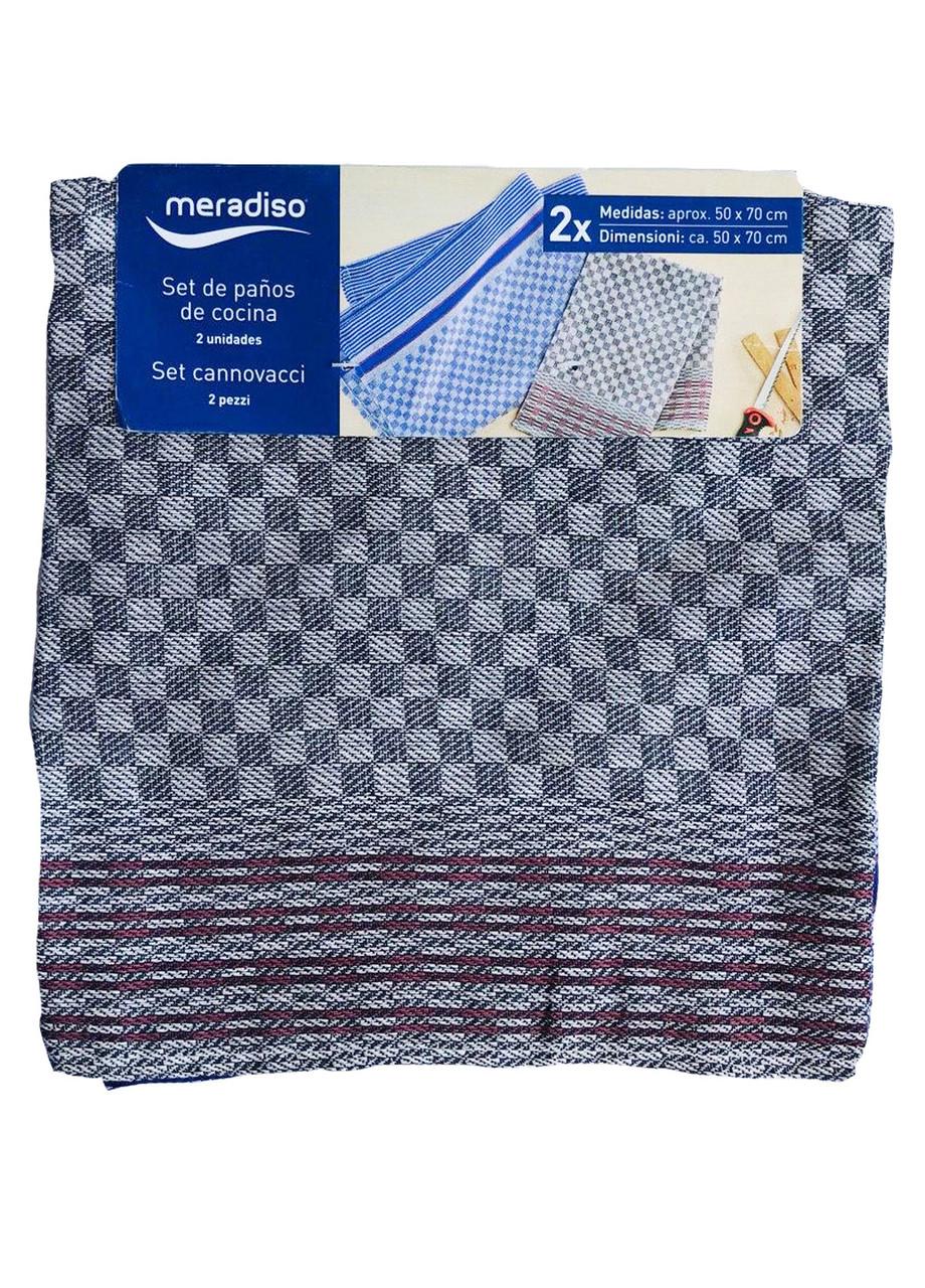 Кухонные полотенца meradiso 2 шт 50 х 70 см