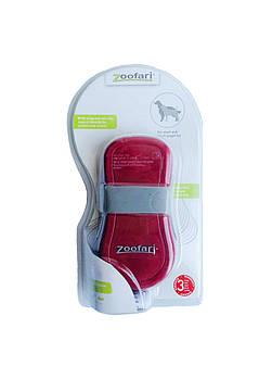 Расческа для вычесывания шерсти для собак и кошек Zoofari