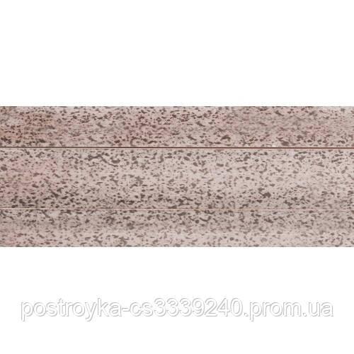 Плинтус напольный пластиковый LinePlast L040 Треви гранит c центральным кабель-каналом