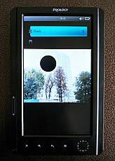Б/У Prology Latitude T-703 качественный TFT-ридер. Дефект на матрице экрана без зарядки, фото 3