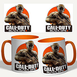 "Чашка с принтом ""Call of Duty"""