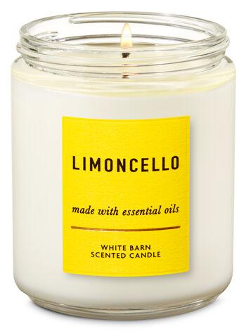 Ароматизированная свеча Limoncello Bath & Body Works