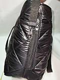 Новый стиль Женские сумка дутики стеганная на плечо/Дутая Сумка женская спортивная только оптом, фото 8