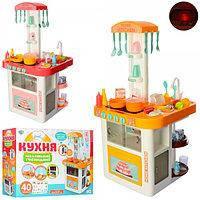 Детская кухня 76,5см-41см-39см музыкальные и световые эффекты. 889-59-60 Bambi