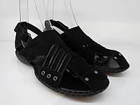 Сандалії Etor 656-3910 чорний, фото 1