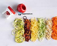 Tupperware терка- спиралайзер