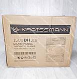 Рейсмус Kraissmann 1500 DH 318 (рейсмусовый станок), фото 9