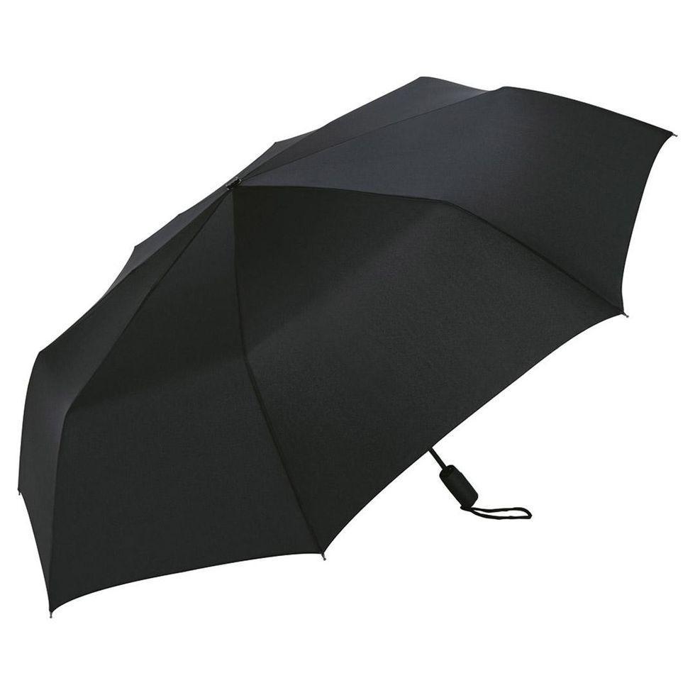 Зонт складной Fare 5691 с тефлоновым покрытием Черный (313)