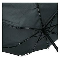 Зонт складной Fare 5691 с тефлоновым покрытием Черный (313), фото 2
