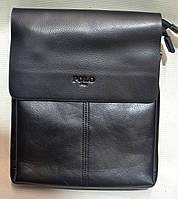 Стильный мужской сумка-планшет Поло