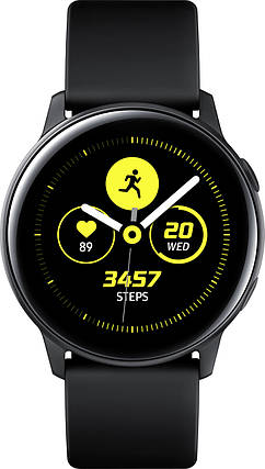 Смарт часы Samsung Galaxy Watch Active (SM-R500NZKASEK) Black (6464158), фото 2