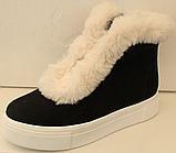 Ботинки женские зимние от производителя модель КС012, фото 2