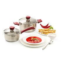 Набор посуды Rondell Strike (4 предмета) (6300262), фото 2