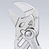 Клещи переставные гаечный ключ KNIPEX 86 07 250, фото 2