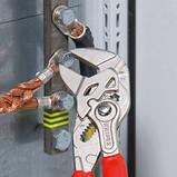 Клещи переставные гаечный ключ KNIPEX 86 07 250, фото 4