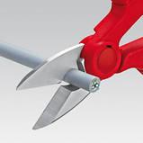 Ножницы электрика KNIPEX 95 05 155 SB, фото 4
